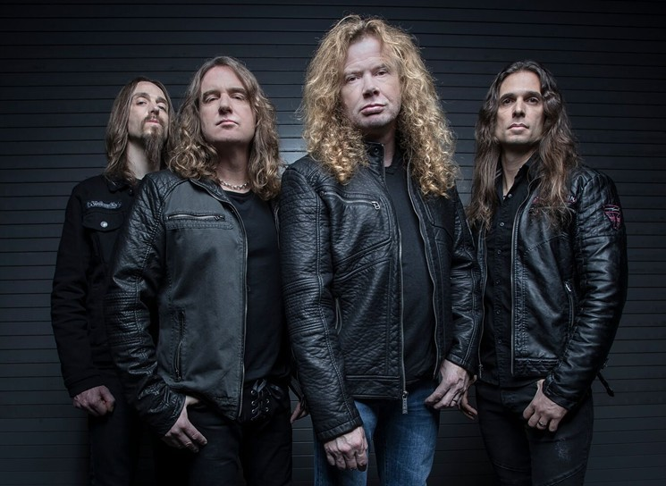 Megadeth Has Parted Ways With Bassist David Ellefson Following Grooming Allegations