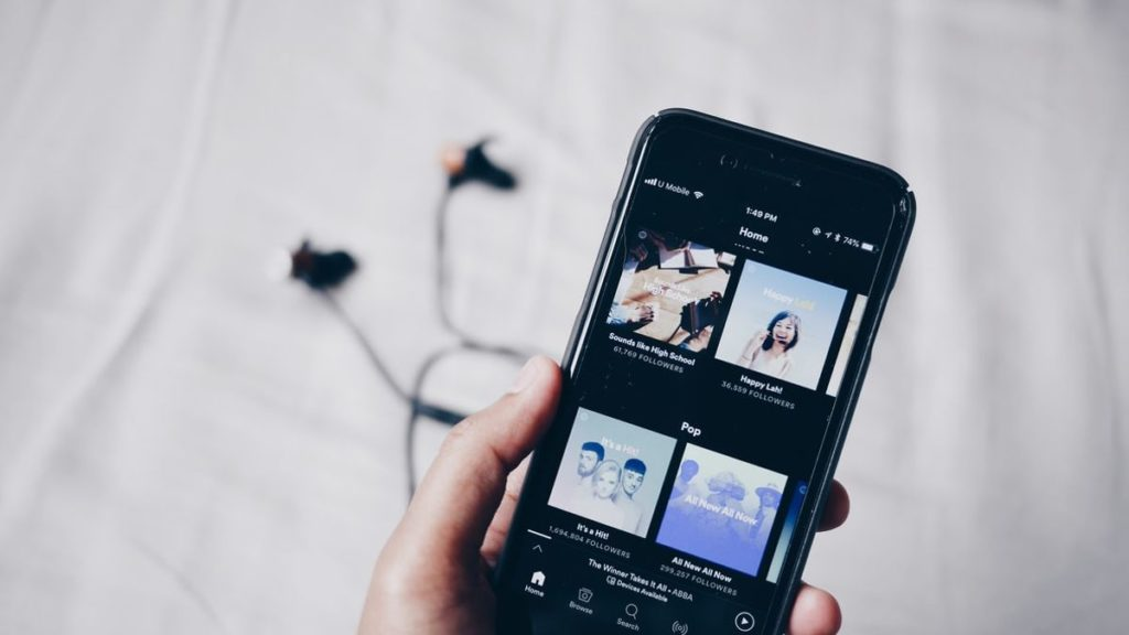 The Average Spotify Subscriber Pays Less Than $5 a Month