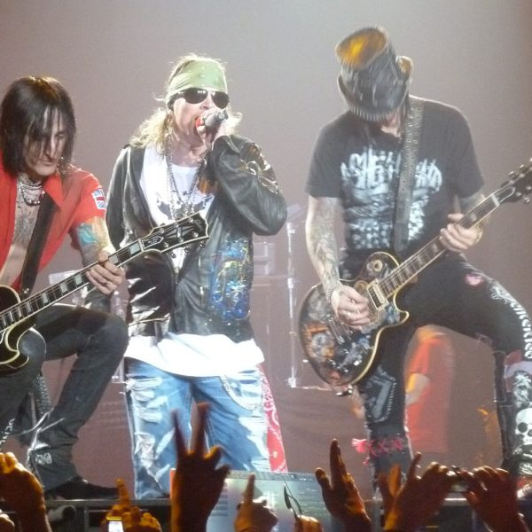 Guns N' Roses Is Coming to Phoenix This Summer – Plus More Local Music News