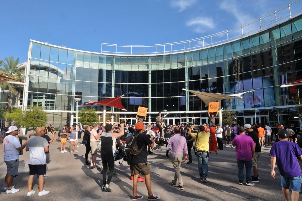 Phoenix Suns Arena Is Now Known As Footprint Center