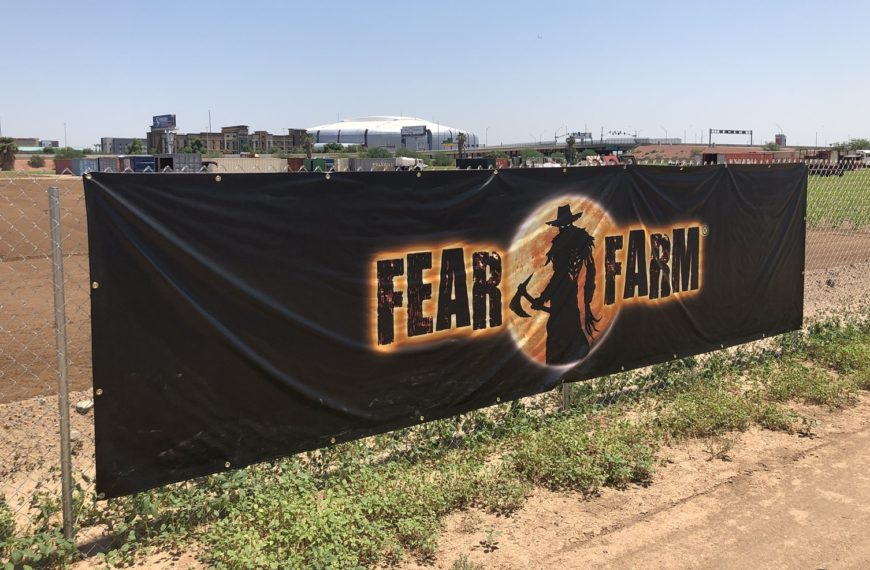 Fear Farm Haunted Attraction Has Moved to Glendale – Here's Why