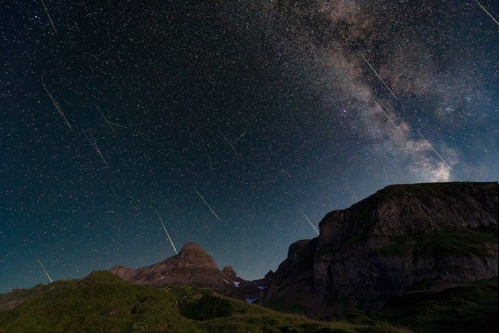 When to Watch the Perseid Meteor Shower This Week