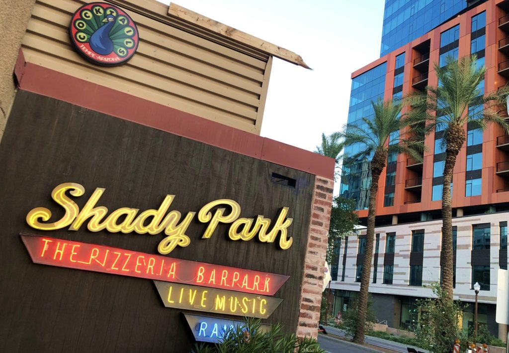 Shady Park in Tempe Has Resumed Music Events, and We Measured the Decibel Levels
