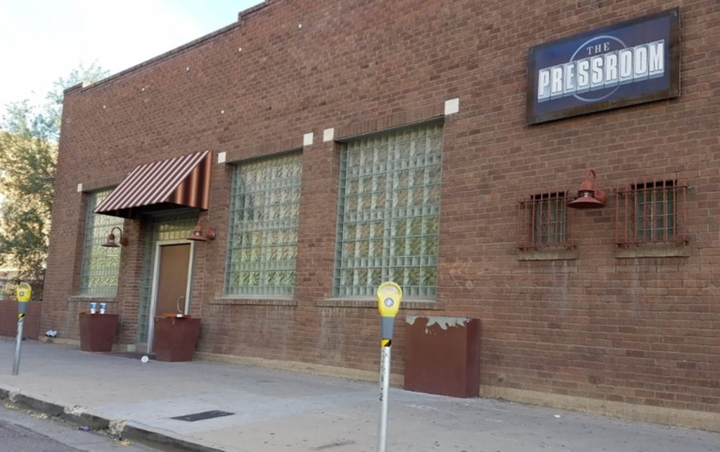 The Pressroom Is Moving From Downtown Phoenix to Tempe