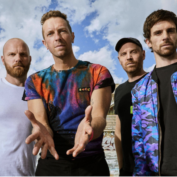 Coldplay Is Coming to Phoenix in 2022