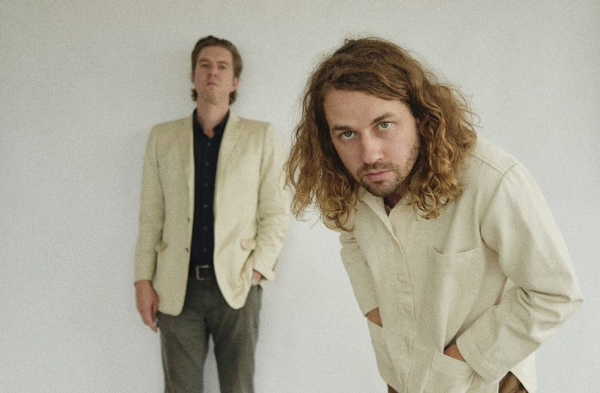 Kevin Morby Wishes He Could Get Close to You at Crescent Ballroom